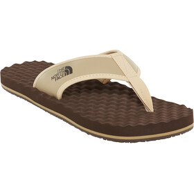 The North Face Base Camp Flips Men kelp tan/demitasse brown